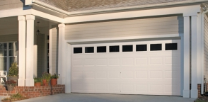 Steel Traditional Garage Door