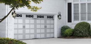 Steel Carriage House Oak Summit Collection
